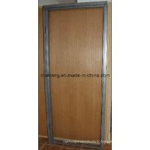 Profil de cadre de porte en alliage d'aluminium