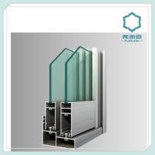 Profil en aluminium pour faire des fenêtres et portes