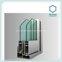 Anodized Aluminium Window System Channel