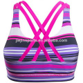 Wholesale Seamless Hot Sexy Women′s Sports Bra with Pads