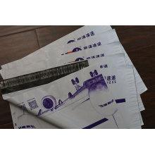Sachet en plastique transparent de bonne qualité de Polyester de LDPE adapté aux besoins du client par couleur de LDPE
