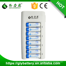 Wholesale Price 8 slot ni-mh ni-cd aa aaa automatic battery charger