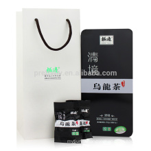 Super quality fragrance oolong tea tin packing taiwan oolong tea