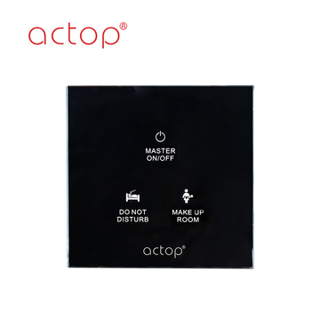 ACTOP Network Touch-Hotelschalter