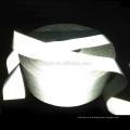 5cm sliver reflective tape 100%Polyester