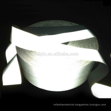 5cm sliver Reflective Polyester tape