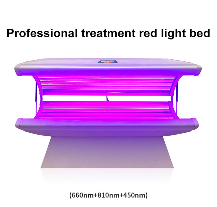 infrared light bed