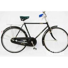 Bicicleta aluminio carretera ciudad con aspecto clásico