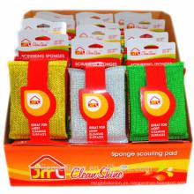 JML 2015c Precio de fábrica esponja de limpieza para la cocina