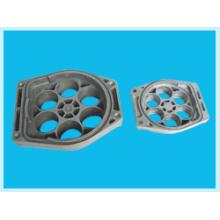 Zinco personalizado da carcaça da máquina e peças de carcaça de alumínio da carcaça