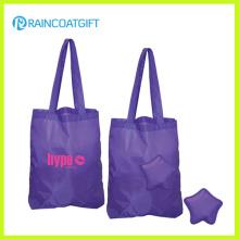 Werbe Faltbare Polyester-Werbungs-Einkaufstasche