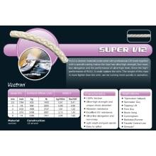 Различные размеры супер В12 Halyad/лист&тросовое Управление для гонок/Килевая лодка/Многокорпусных/яхты/лодки