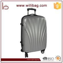 Bolso duro del equipaje de ABS de la carretilla de la moda, maleta china