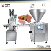 Automatic sausage making machine