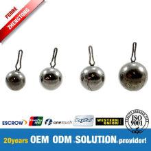 Round Tungsten Drop Shot Weight,Tungsten Ball Bead
