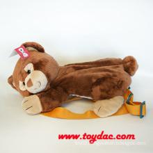 Plush Bear Backpack