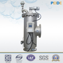 80micron Outdoor Bewässerung Untergrund Wasserfiltermaschine mit Preis