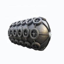 Defensa neumática yokohama 1000 x 1500 de alto rendimiento
