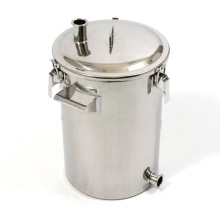 Stainless Steel Home Brewing Kettle with Handle