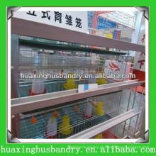 Fabricante direto equipamento agrícola pequena gaiola de frango