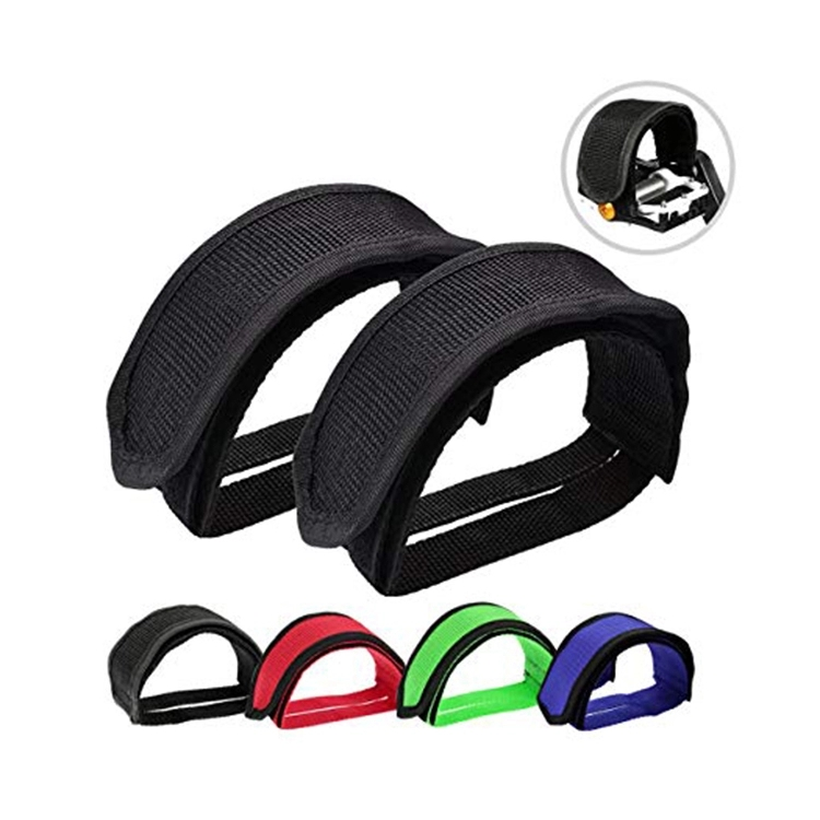 Bicycle Toe Clips and Straps