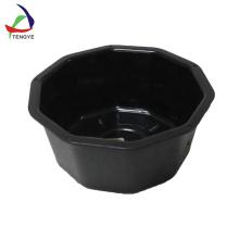 Bassin en plastique formant le vide profond adapté aux besoins du client