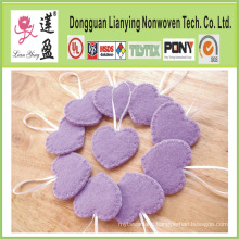 2015 Hot Selling Lavender Heart Ornaments