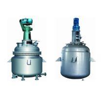 Réacteur chimique en acier inoxydable de haute qualité