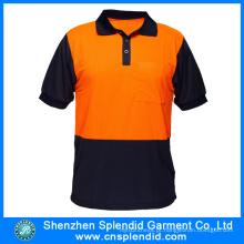 Shenzhen Workwear Factory Profissional Trabalho Camisas Ladies Workwear