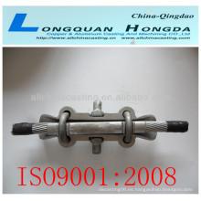 CNC maquinado bomba de fundición del impulsor, proveedor profesional de fundición de bomba de agua