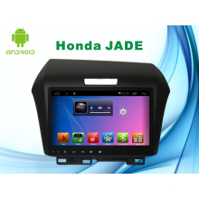 Para Honda Jade reproductor de DVD de coche de 9 pulgadas con GPS de navegación / TV / WiFi / Bluetooth