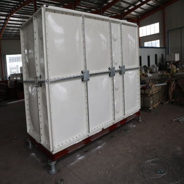 SMC Hot Galvanized Steel Stainless Steel Water Storage Tank