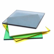 Factory manufacture free sample thermal insulation durable plastic solid polycarbonate sheet high quality pc sheet