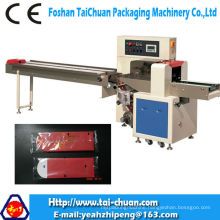 Automatic Red Pocket Paper Horizontal Flow Pack Packaging Machine