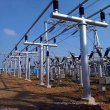 Вспомогательная структура электропередачи 35 кВ