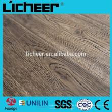 EIR surface Les fabricants de revêtements de sols en stratifié revêtus de bois d'intérieur en imitation chinois / sol stratifié facile