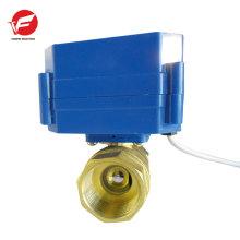 Лучшее качество электрический привод шаровой кран