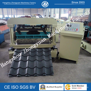 Tile Hydraulic Press Roof Tile Roll Forming Machine
