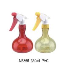 Kunststoff PVC Mini Trigger Sprayer Flasche für Garten (NB366)