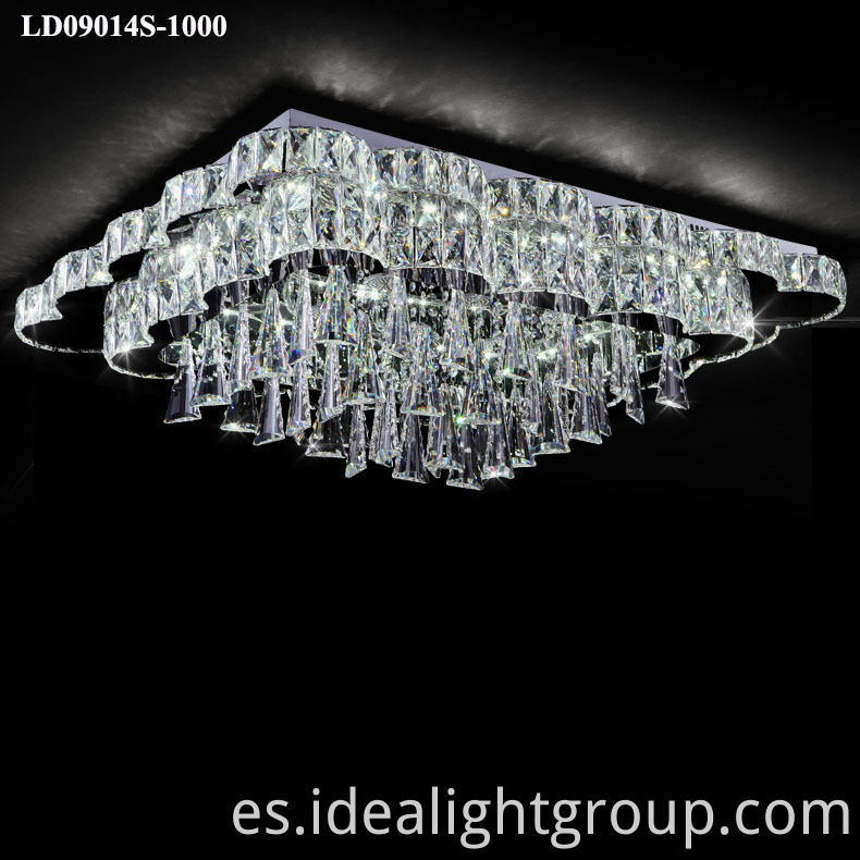 crystal decorative lighting