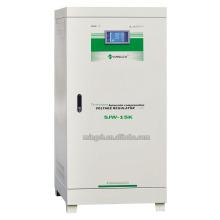 Пользовательский микрокомпьютер серии Djw / Sjw-15k Non Contact AC Vcoltage Регулятор / стабилизатор