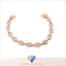 Bracelet en bijoux en argent sterling à la mode 925 à la mode chaud (BT6600)
