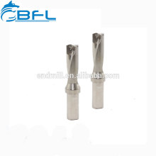 Сверла с фиксированной точкой BFL, Высококачественные сверла с фиксированной точкой из карбида вольфрама