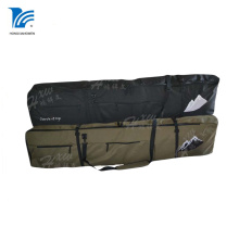 600D Waterproof Nylon Sport Custom Ski Bag