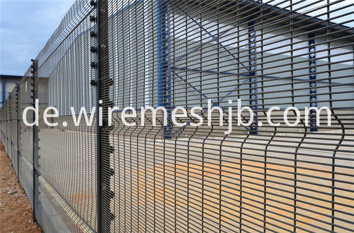 358 Security Mesh Fencing