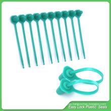 Sello de seguridad plástico, Jy115, precinto, plástico