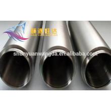 Tubulação de Molibdênio de Alta Qualidade / Tubo de Molibdênio ASTM361 Preço