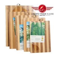 Panneau de découpe en bambou personnalisé