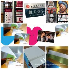 High Quality Blank Heat Transfer Sublimation Aluminum Sheet