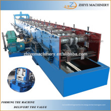 C purlin canal truss furring frío formando máquina / Automatic cambio rápido tipo c purlin haciendo máquina
